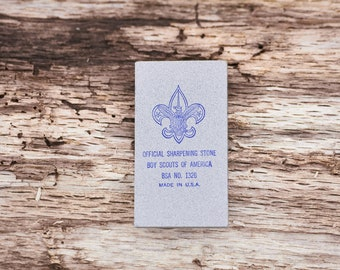 Boy Scouts Of America Sharpening stone