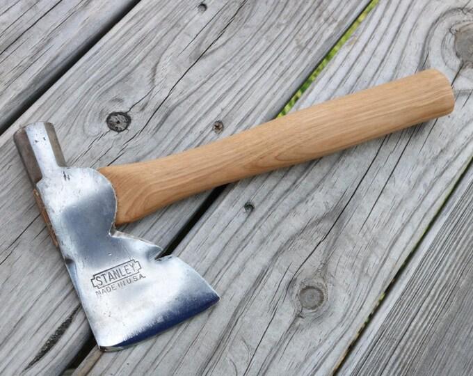 vintage Stanley Hatchet axe
