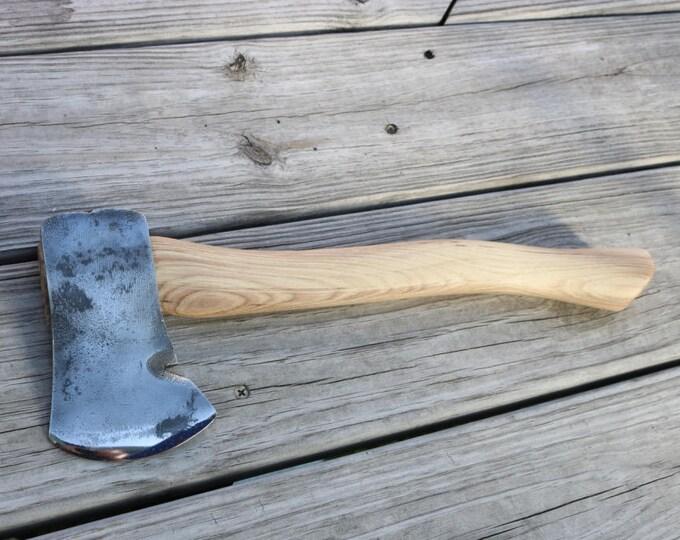 Vintage camp hatchet