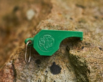 Vintage Girl Scout Whistle 1935-1968