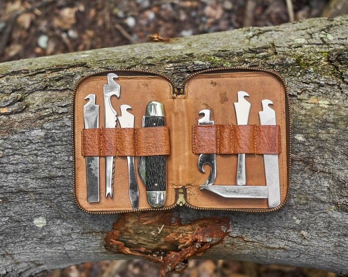 Ulster Multi Tool set from Midcap Bearing Service Sales Meeting 1956