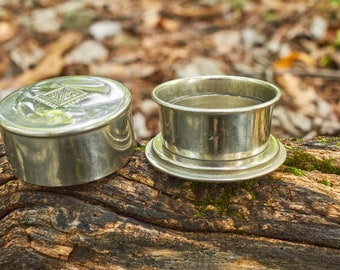 Vintage Unico collapsible cup