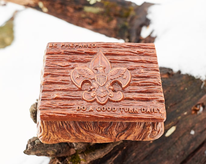 Boy Scouts Trinket box