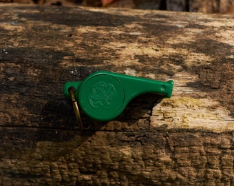 Vintage Girl Scout Whistle 1969-1982