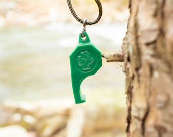 Girl Scout Whistle
