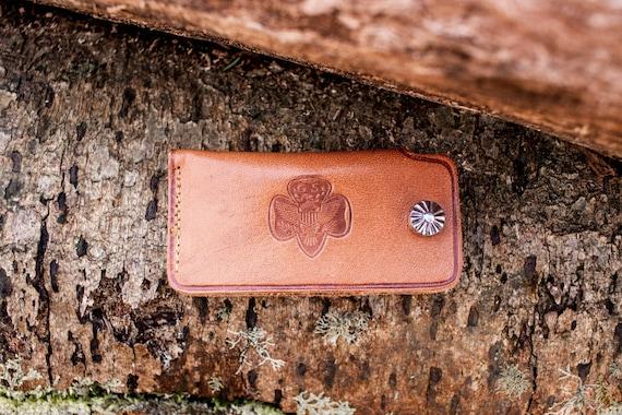 Girl Scout key holder