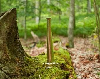Vintage Brass Fire Nozzle