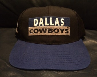 1062c16f32987e Dallas Cowboys Vintage Snap Back New Old Stock