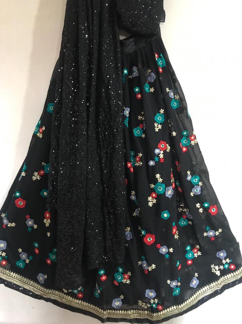 Lehenga Indian Lehenga Wedding Party wear Designer chaniya choli Made to Order Ethnic clothes from India