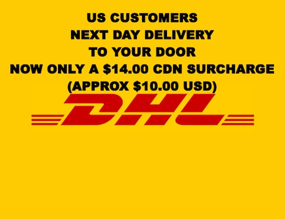 DHL EXPRESS Surcharge | US Next Day Delivery