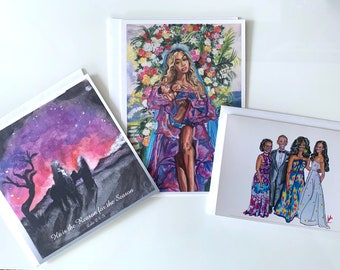 Assorted 3-pack card set