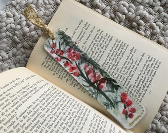 Winter Bookmarks *Exclusive to 2017 Limited Edition*