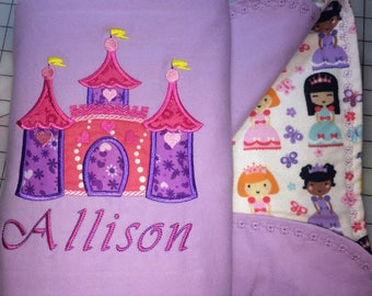 Princess blanket