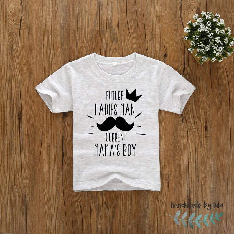 2cb0bfba Baby Boy Clothes Future Ladies Man Current Mamas Boy Funny | Etsy