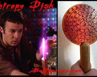 """Buffy """"Entrpoy"""" Disk"""
