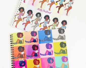 The Ice Cream Shop Notebook Collection