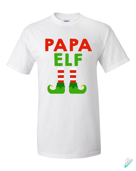 ELF CHRISTMAS T SHIRT