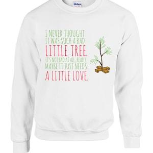 I Still Believe in Santa Sweater Crewneck Sweatshirt Hoodie
