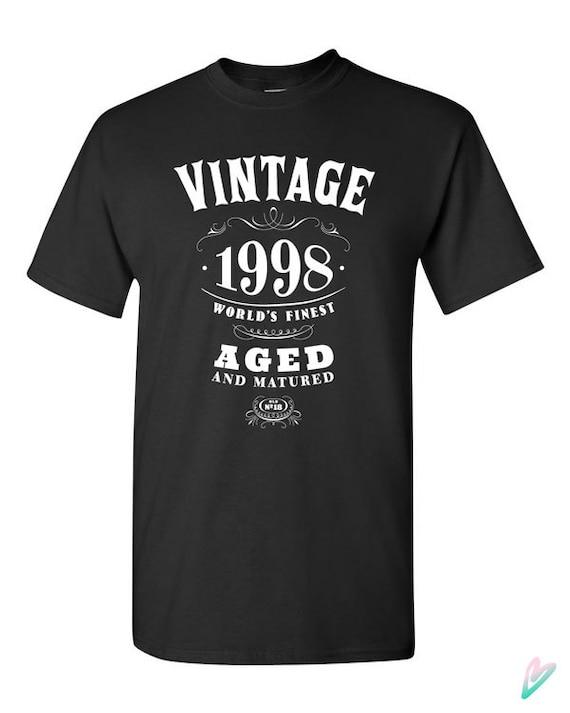 59535d2642 18th Birthday Gift Vintage 1999 T-shirt Tshirt Tee Shirt | Etsy