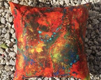 Cushion, pillow cushion, galaxy cushion, decorative cushion, decorative pillow, housewarming, christmas present