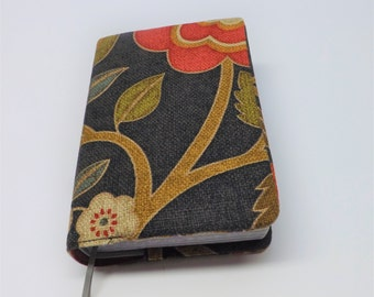 JW Bible Cover, Jw Ministry, Jw Gift, Jw Field Service, Jw NWT 2013 Bible Cover, Revised Bible Cover, NWT Bible Cover: Dark Floral