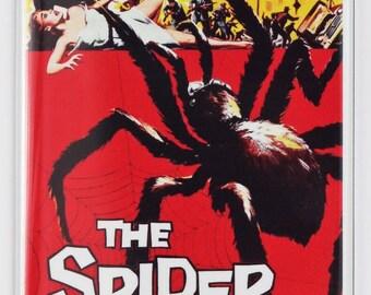 The Spider Movie Poster FRIDGE MAGNET 1950s Sci Fi Monster Film