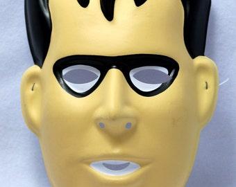 Vintage Robin Batman the Animated Series Halloween Mask Rubies 1993 PVC Y024