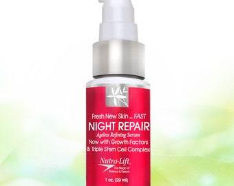 Nutra-Lift® Night Repair Fluid