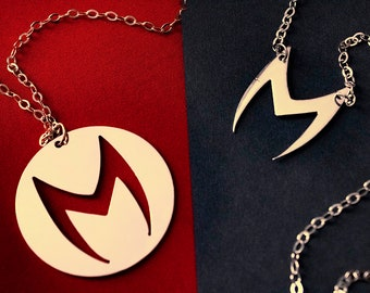 WANDAVISION Scarlet Witch inspired necklace - 2 colors available