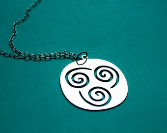 AVATAR The Last Airbender - Legend of Korra AIR necklace - 2 colors available
