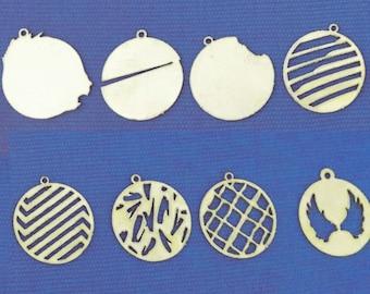 WINGS BTS necklaces - Jin, Suga, J-Hope, Jimin, V, Jungkook & Yoonmin