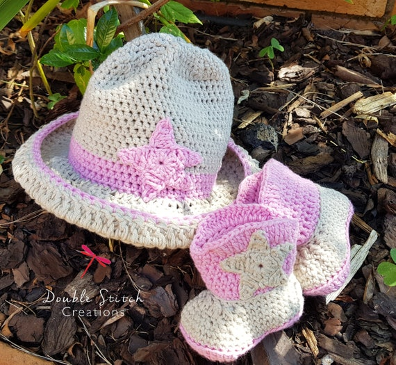 Cowgirl 1st Birthday Set   Cake Smash Outfit   Cowgirl Hat    10b82f92b4f