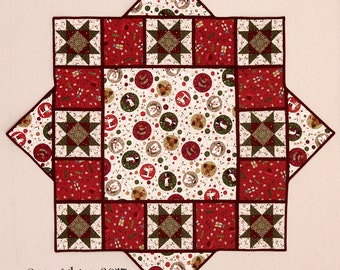 Christmas Table Quilt