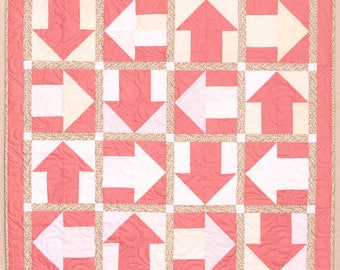 Directions Wall Quilt, Table Runner or Wheel Chair Quilt