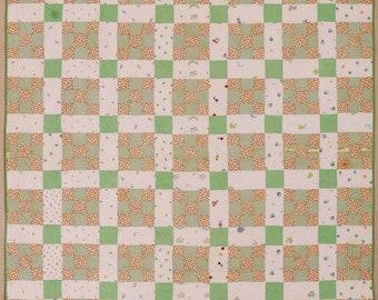 Vintage Greens Quilt