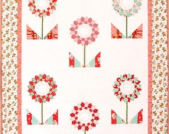 Dresden Flower Garden Quilt