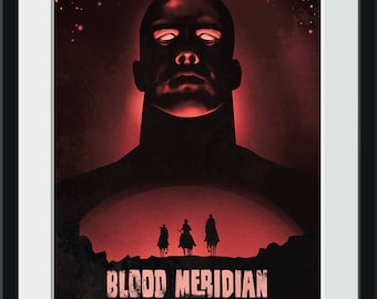 Blood Meridian - An Imaginary Movie Poster
