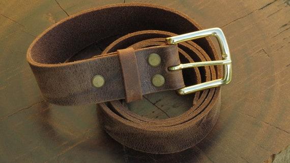 Belt, Buffalo Belt, 1 12