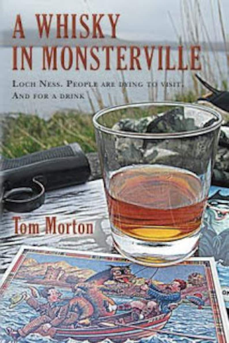 A Whisky in Monsterville by Tom Morton image 0