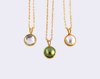 Crystal Pendant Gold Necklace, Crystal Pendant Necklace, Crystal Necklace, Crystal Pendant, Crystal Gold Necklace, Crystal Gold Pendant