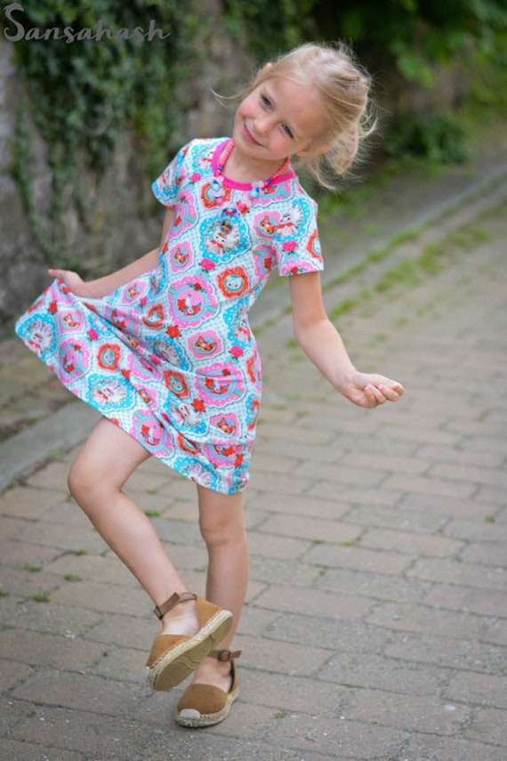 4529acce7 Harmania Dress sundress girls summer dress girls everyday