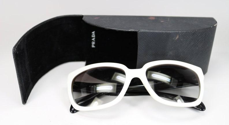 c839925b6f8 Vintage PRADA Sunglasses with Original PRADA Glasses Case