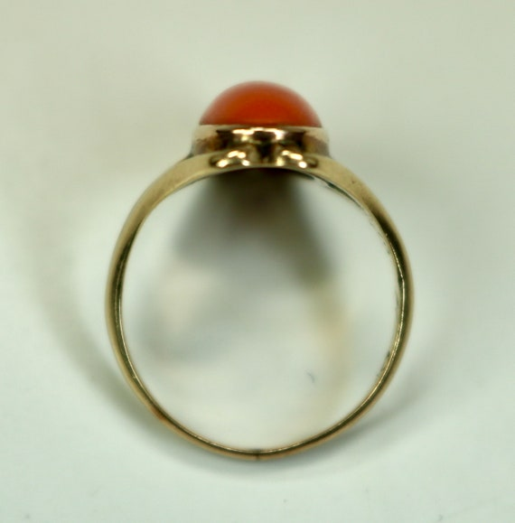 Ornate Antique Ladies 10K Yellow Gold Ring STUNNING! Size 7 A Must See!