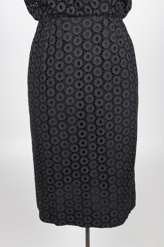 1950s Lord & Taylor Dress, 1950s Wiggle Dress, 19… - image 3