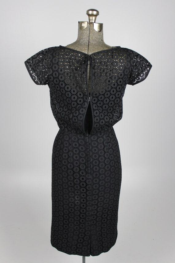 1950s Lord & Taylor Dress, 1950s Wiggle Dress, 19… - image 6