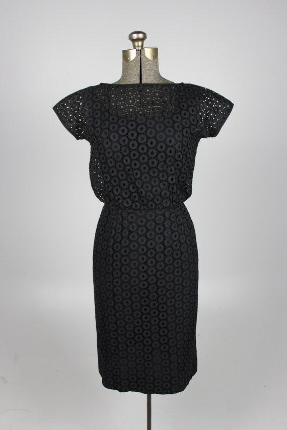 1950s Lord & Taylor Dress, 1950s Wiggle Dress, 19… - image 2