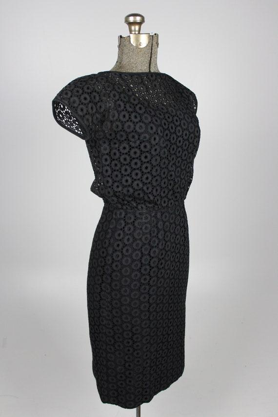 1950s Lord & Taylor Dress, 1950s Wiggle Dress, 19… - image 5