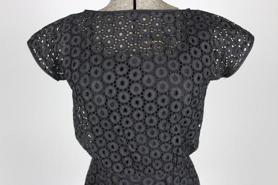 1950s Lord & Taylor Dress, 1950s Wiggle Dress, 19… - image 4