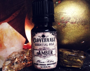 Amber oil-100% natural Perfume -Amber Oil-