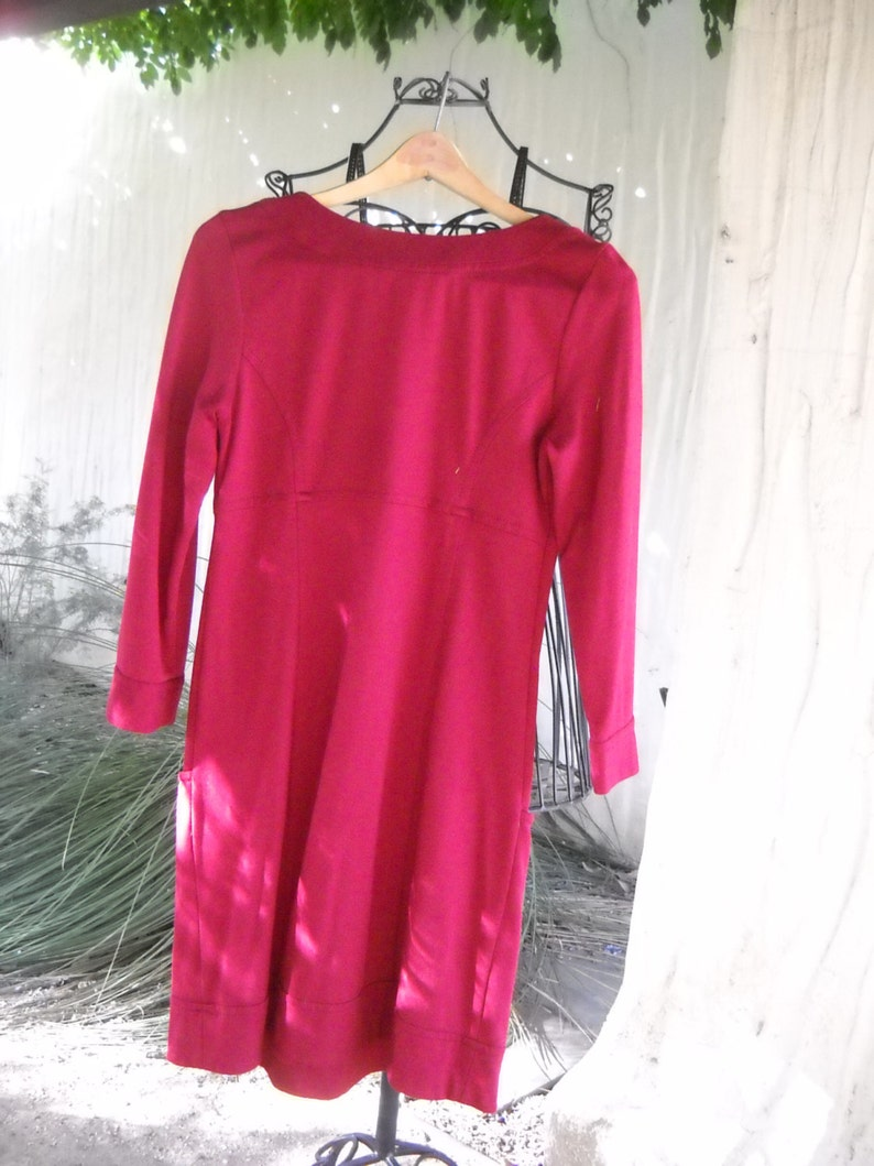 Polyester Size Medium Spandex Rayon Figure flattering